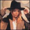 Romana w/ hat