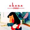 disney - lilo and stitch - ohana