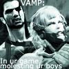 bisexual psuedo-vampires, [mgs] bisexual psudo-vampires