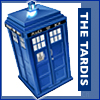Celeste: Doctor Who - Tardis Blue