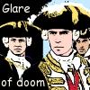 Norrington glares at thee.