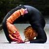 icelandic <fire> dancing girl