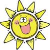 Deliriously Happy Sun