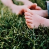 barefoot boys