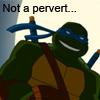 M: Not a pervert