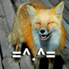 ky00te, ASCII mood, smile, happy, grin