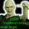 Voldemort klled LJ