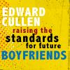 edward - he is raising standerds