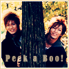 nijin_akanishi: akame peek-a-boo