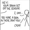Novel in my brain