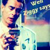 I will call her George: Ziggy says