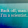 ghostbusters - im a scientist