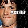 valkrys: SPN Jared mischief