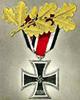 Сибирскiй Форпостъ: Eisernes Kreuz