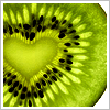 Kiwi Fruit Love
