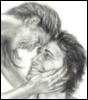 Harry & Ginny Close-Up