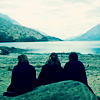 HP // trio lake