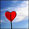 Steph: [nature] lollipop heart