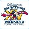 WDW Marathon Weekend 2008
