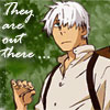 Mushishi - they are out there