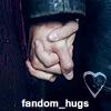 fandom hugs default