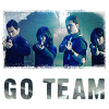 Sarah: Go team - Torchwood