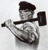 Basile A. Sey: hammer... sledge hammer