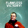 either a person or a bell: Flawless Rodney victory