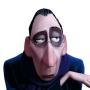 Steve: Anton Ego (Ratatouille)