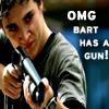 Bart has a gun - OOC