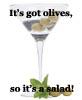 Martini Salad