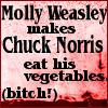 molly kicks ass