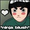 robobitchou: Lee - Ninja Blush