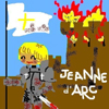 Vive le Inquisition & give me your bra: jeanne d'arc a psycho girl