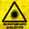 Caution: Nonstandard spacetime