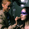 TV - ANTM - Tyra helps with Adrianne's m