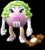 MnM Gwen