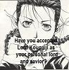 Pippi accepts Kougaiji as her lord and s