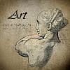 dinogrl: art