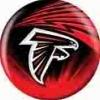 Rick Day: Falcons logo