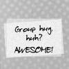 Chuck group hug