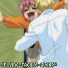 parsina: flying glomp