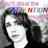 Mew - Jonas: Attention