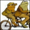 f and t on a bike