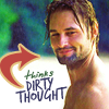 Sawyer - Dirty Thoughts by iconseeyou