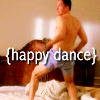 NCIS - Tony Happy Dance