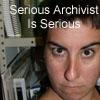 Mizarchivist: LOLbrarian-serious