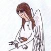Angel with Angel Rabbit