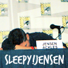 sleepy!Jensen