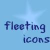 Fleeting Icons